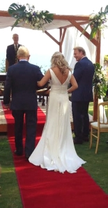 Wedding celebrant service in the Algarve