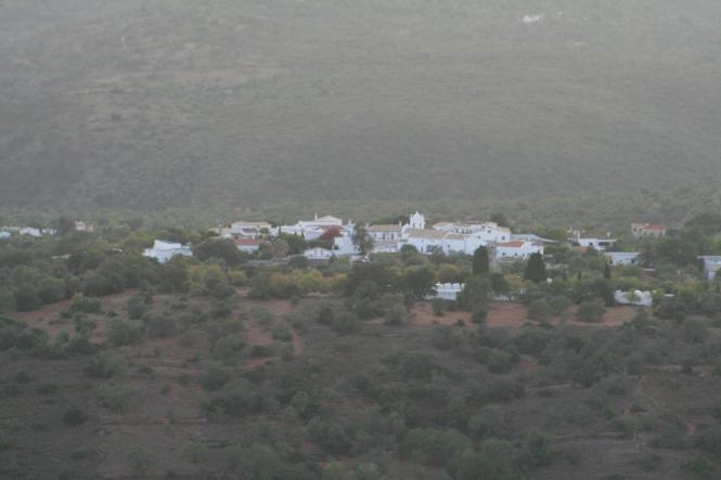 Querenca village, Algarve, Portugal